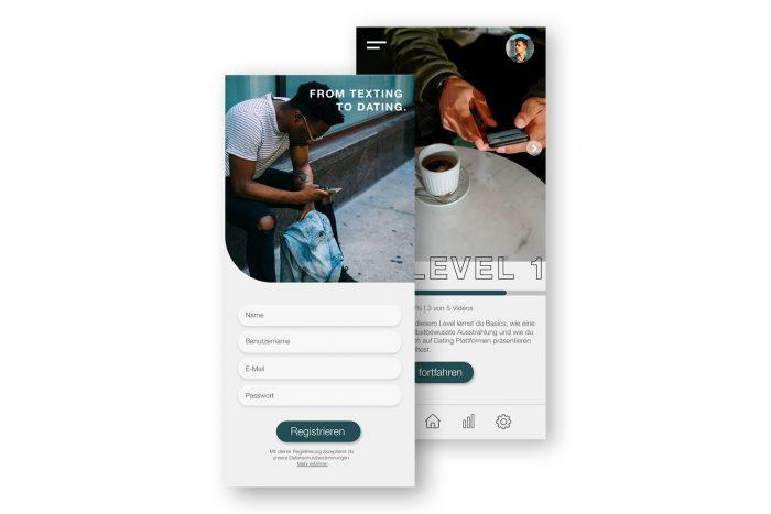 Pernet Design x Textanizer Appdesign