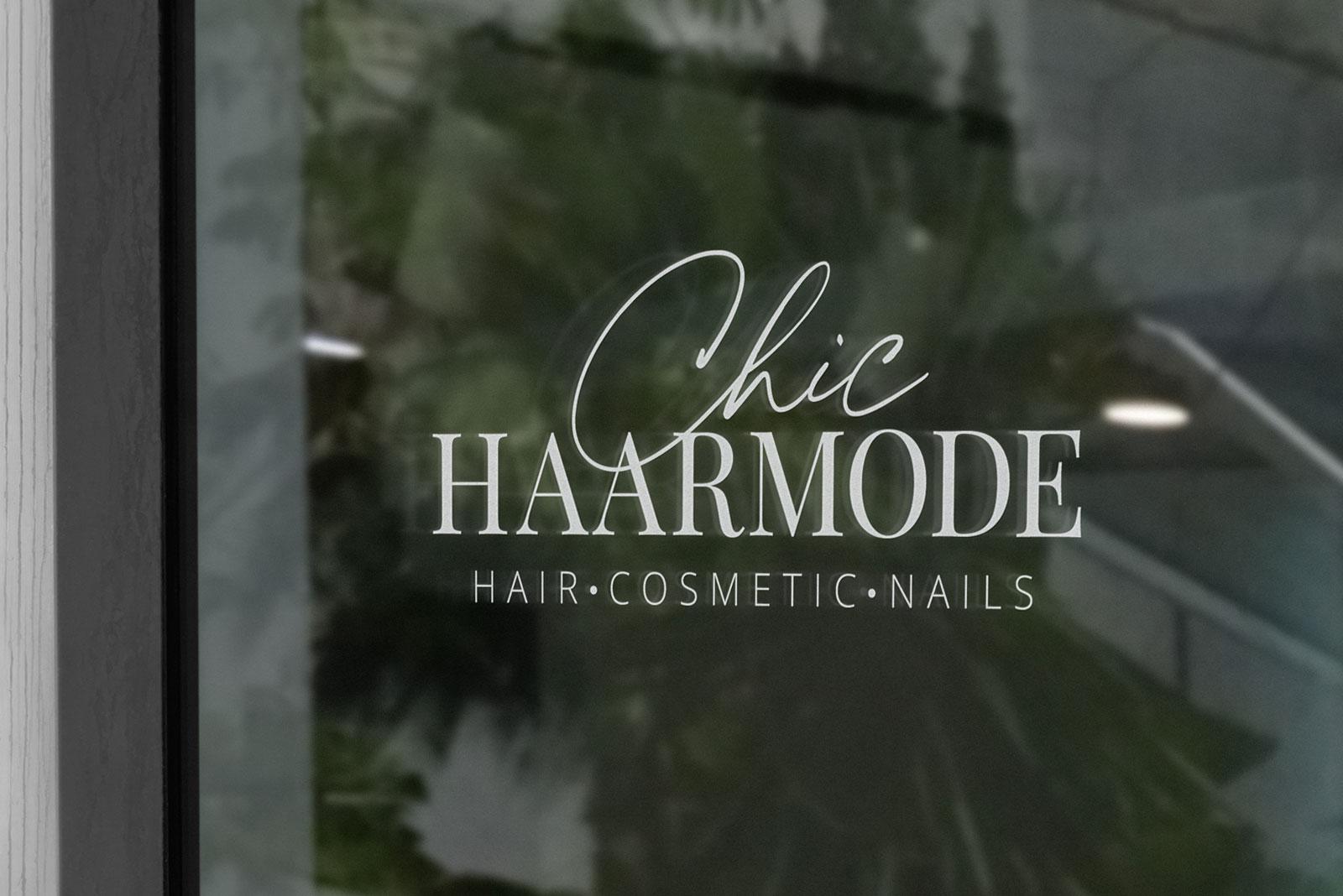 Pernet Design x Chic Haarmode Logodesign