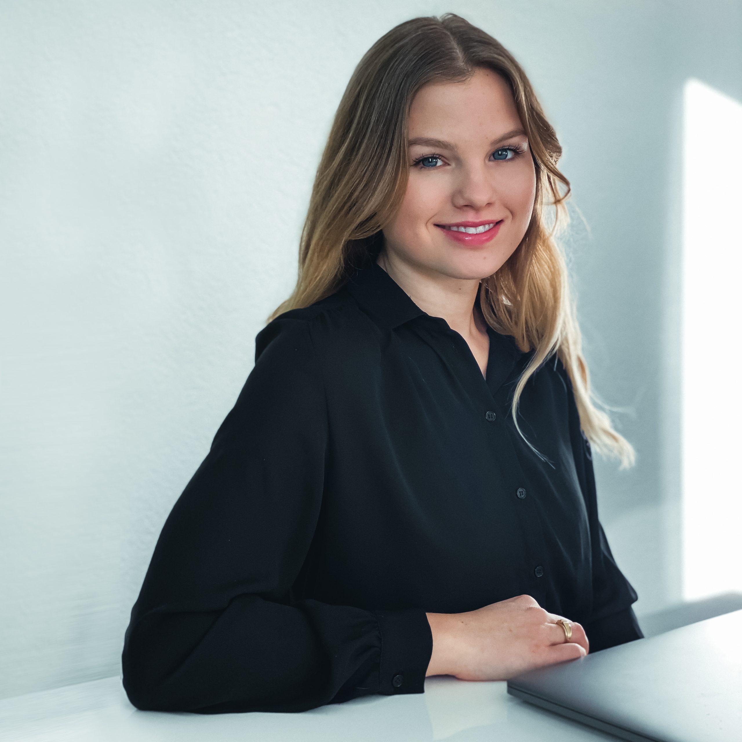 Vanessa Pernet Portrait Geislingen